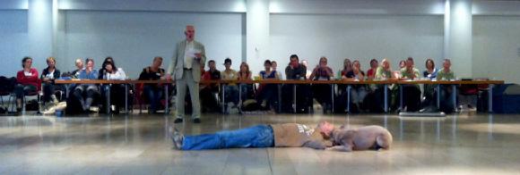 Workshop Ian Dunbar