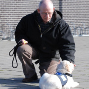 Jan van der Voorn met Zucko