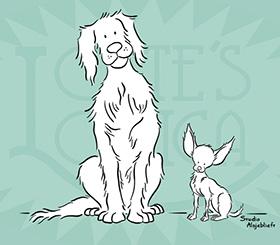 Verschillende honden