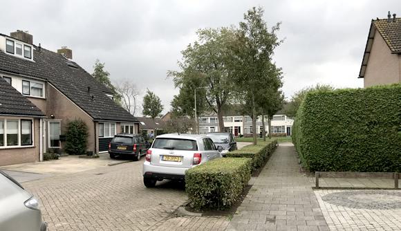 """""""Woonwijk"""
