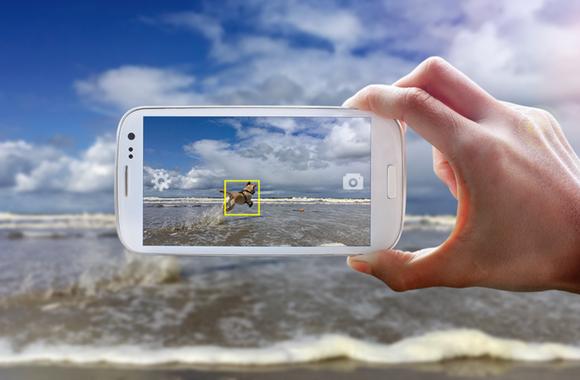 Scherp stellen met je smartphone