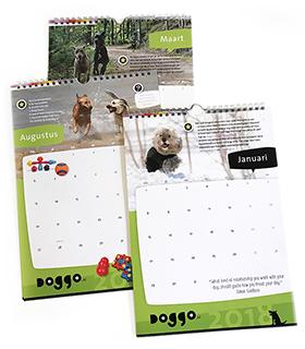 Doggo Kalender 2018