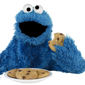 Gek op koekjes