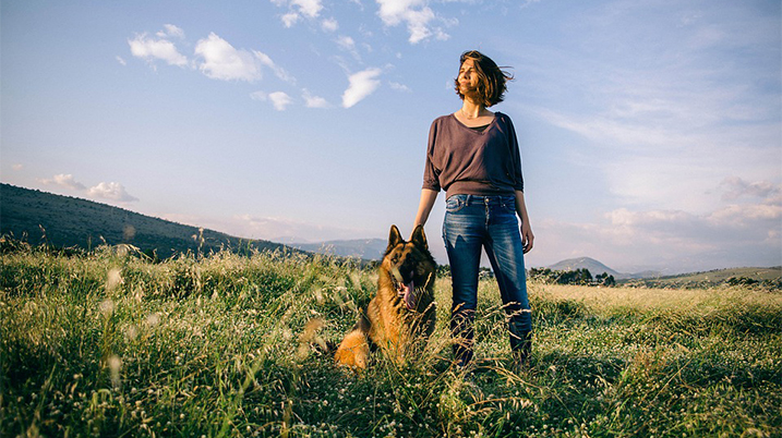 Samen met je hond