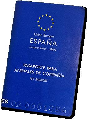 Europees dierenpaspoort