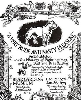 Vechthonden geschiedenis